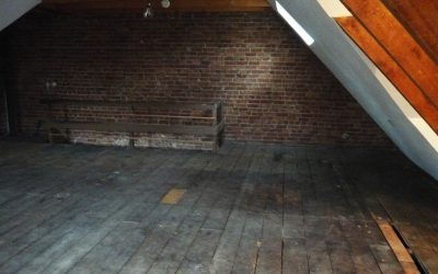 The art of repairing a floor: rely on experience
