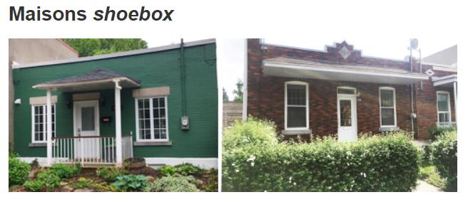 maison shoebox de montreal