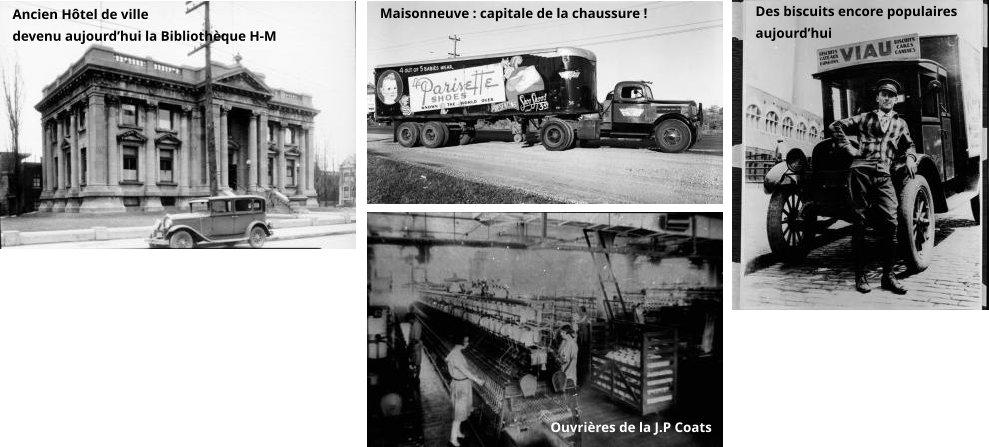 maisonneuve - histoire